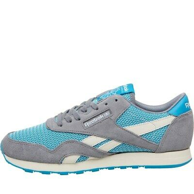 4eab7a9d48a30 Reebok Classic Girls Women s Nylon Breathability Trainers Sneakers Shoes  BD3161