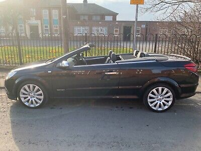 Vauxhall Astra Twintop Convertible 1.9 CDTI EXCLUSIV