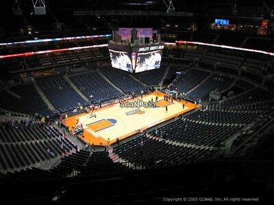 4 Tickets ACC Mens Basketball Tournament: Session 5 3/15/19 Charlotte, NC