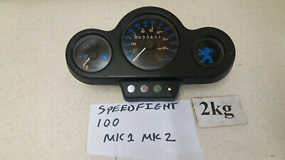 PEUGEOT SPEEDFIGHT 2 SPEEDFIGHT 1 100cc SPEEDO CLOCKS TESTED WORKING AIR COOLED