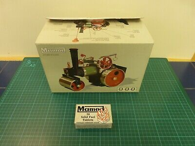 Mamod Steam Roller SR1A - Steam Engine. Unfired. In mint condition. Lovely!