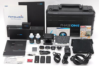 【RARE!MINT】PHASE ONE P21⁺ DIGITAL BACK For MAMIYA 645 AFD II PHASE ONE DF