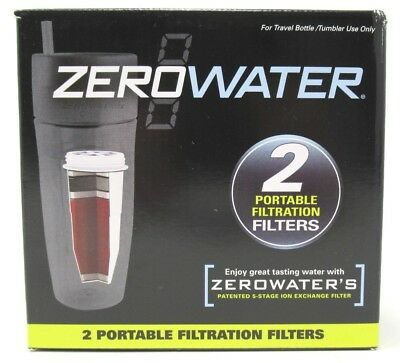 pack of 1 Zero Water 5-Stage Ion Exchange Replacement Filter 2.0 ea