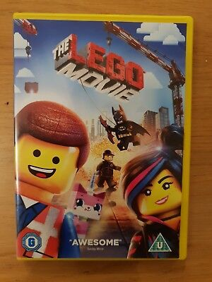 THE LEGO MOVIE (DVD, 2014) Phil Lord