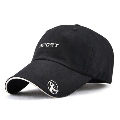 Baseball Cap Men Sport 100% Cotton Gorras Para Hombres - Adjustable Baseball Hat