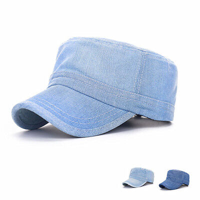 Cadet Cap For Women Fashion Solid Baseball Cap Women Snapback Summer Hats AKIZON