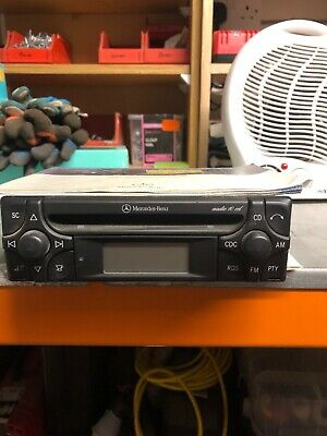 mercedes ml stereo (with Code)