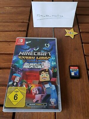 [Nintendo Switch] Minecraft: Story Mode - The Complete Adventure