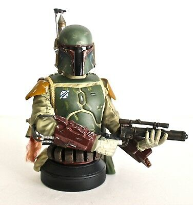Gentle Giant Star Wars Boba Fett Mini Bust SDCC 2013 Exclusive
