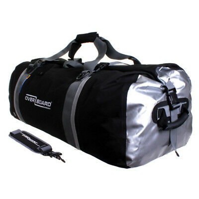 Overboard Gear Impermeable Lona 130L Negro