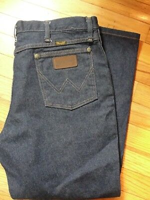 ca04e29a MEN'S WRANGLER 36MWZ Slim Fit Jeans Size 35 x 30 NWOT - $12.99 ...