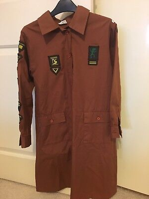 Vintage 1970s Brownie Dress Uniform