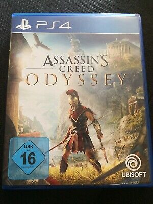 Assassins Assassin's Creed Odyssey Standard Edition Sony PlayStation 4 PS4