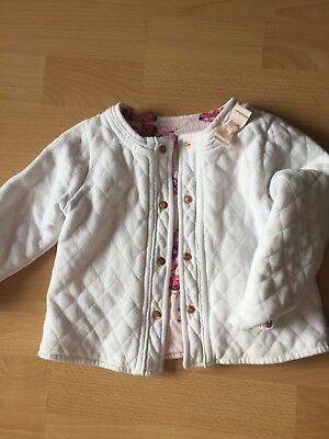 1a3765d25bf1 TED BAKER BABY Girls Jacket 18 24 Months - EUR 11