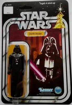 Kenner 1977 Darth Vader On Star Wars 12 Back Stunning Kenner A New Hope