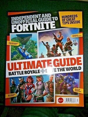 Independent and Unofficial Guide To Fortnite Bookazine (new)