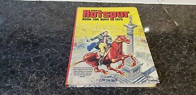 The Hotspur - Book for Boys - 1976 - Good condition - see pictures