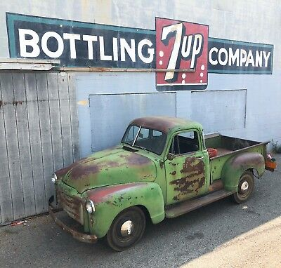 1953 Chevrolet Other Pickups Factory Overdrive 1953 GMC Pickup 1/2 Ton, Factory Overdrive, California Truck