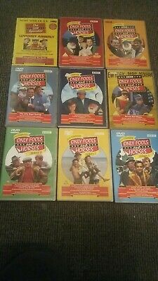Only Fools and Horses Complete Collection (DVD) Series 1-7 And Christmas Trilogy