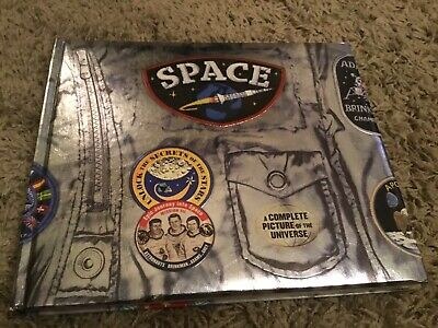 Fab Children's Space Book. Educational. Planets Stars Etc.
