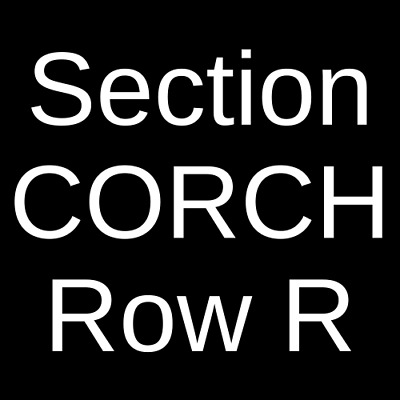 2 Tickets Cats 6/16/19 Procter & Gamble Hall at Aronoff Center Cincinnati, OH