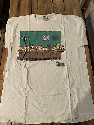 Vintage South Park T-Shirt XL