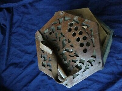 Very old Concertina for complete restoration