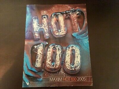 Maxim Hot 100 2005 - Men's Magazine Special Supplemental Issue
