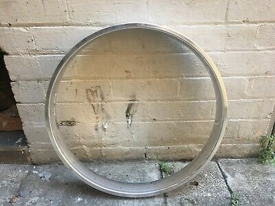 """Classic Cycles 26"""" Rim- 36H, Alloy, Silver"""