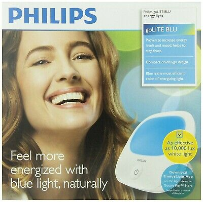 Philips goLITE BLU Energy Light HF3422 - EXCELLENT TESTED