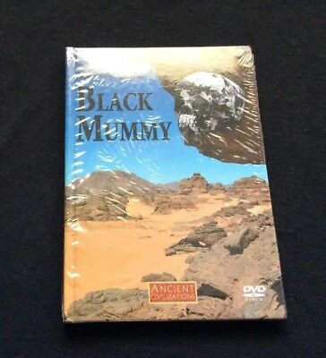 Ancient Mysteries/ Civilizations: Mystery of the Black Mummy DVD (New)