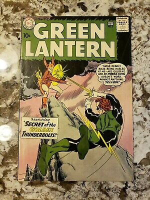 Green Lantern #2 featuring the 1st Appearance of Pie Face Beautiful Book