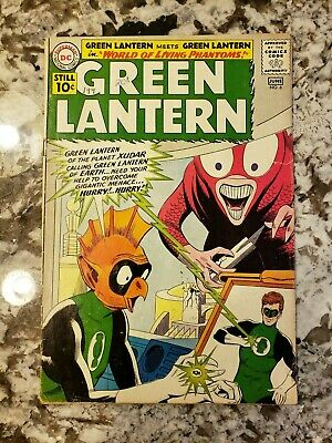 Green Lantern #6 Featuring the 1st Appearance of Tomar-Re Beautiful Book