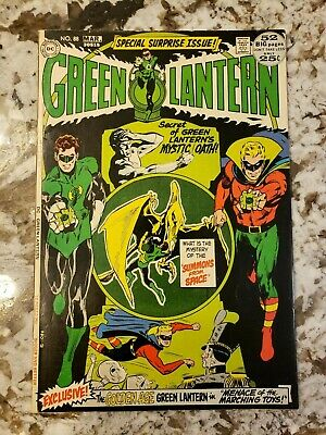 Green Lantern #88 Featuring a Previously unpublished GA GL Story Beautiful Book