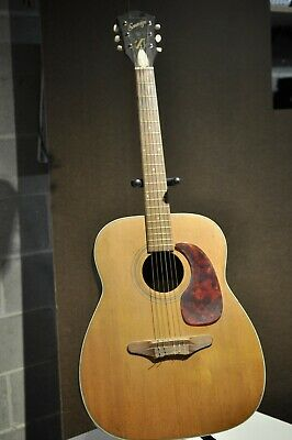 Vintage Harmony Sovereign acoustic guitar FOR PARTS/REPAIR/DIY