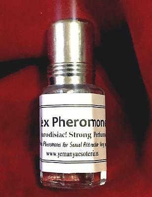 Sex Pheromone Women - Esoteric Perfume with Pheromone. 6ml