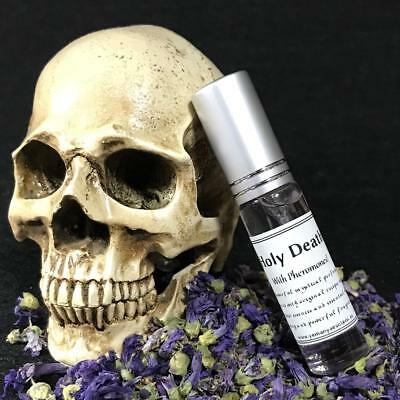 ღ Holy Death ღ Powerful Perfume With Pheromones ღ 10ml.