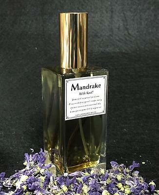 ღ Mandrake ღ  Powerful Perfume with Mandrake Root ღ 100 ml. Spell Ritual