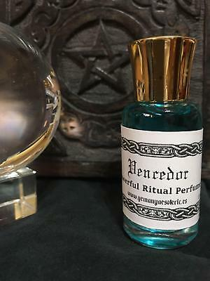 ღ Vanquisher / Vencedor ღ  Powerful Ritual Perfume ღ 10 ml. Spell Ritual