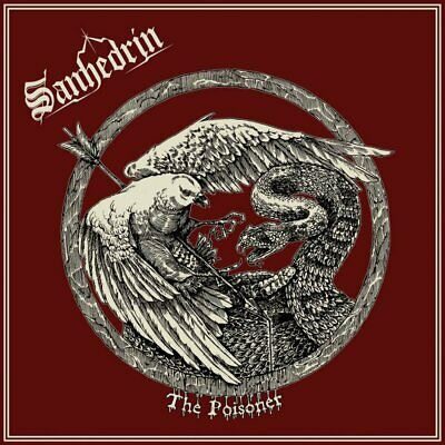 SANHEDRIN - The Poisoner (NEW*US METAL*2nd ALBUM*IRON MAIDEN*TROUBLE*AXE WITCH)