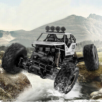 1:16 2.4G High Speed RC Monster Truck Remote Control Off Road Car Toy Model TY1