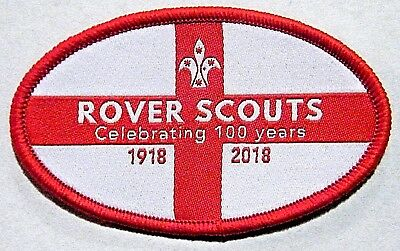 Rover Scouts: Celebrating 100 Years - Australian Centenary of Rovers Scout Badge