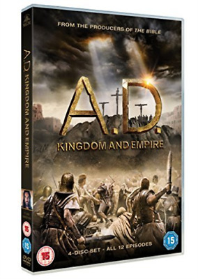 Ad. Kingdom And Empire Dvd (Uk Import) Dvd New