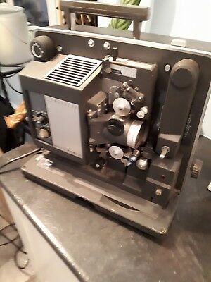 Bell And Howell 16 Mm Sound Projector