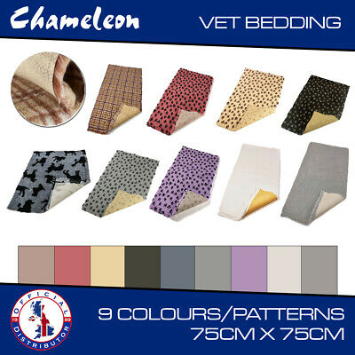 Premium Professional Vet Bed Bedding NON SLIP for Dog Puppy Whelping