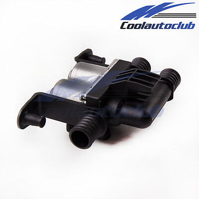 For BMW 6 Series 645Ci 650i M Heater Control water Valve Solenoid 4116906652 New