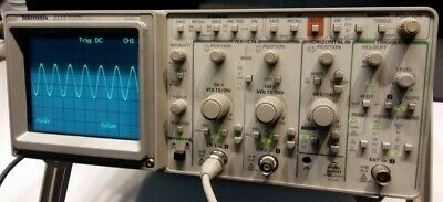 Tektronix 2212 2Channel, 60MHz, Digitizing Oscilloscope, Fully Functional