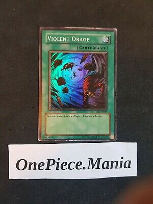 Yu-Gi-OH! Violent Orage DB2-FR084 Little Played
