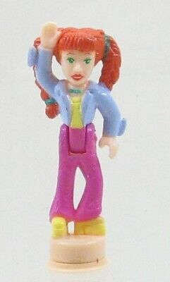 1999 Vintage Polly Pocket Doll Polly & the Pops Concert Hall - Mia