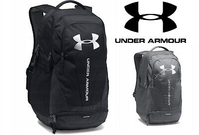 UNDER ARMOUR - Zaino Hustle Ldwr Backpack - 1273274-0041 - Graphite ... 1f4d353123b31